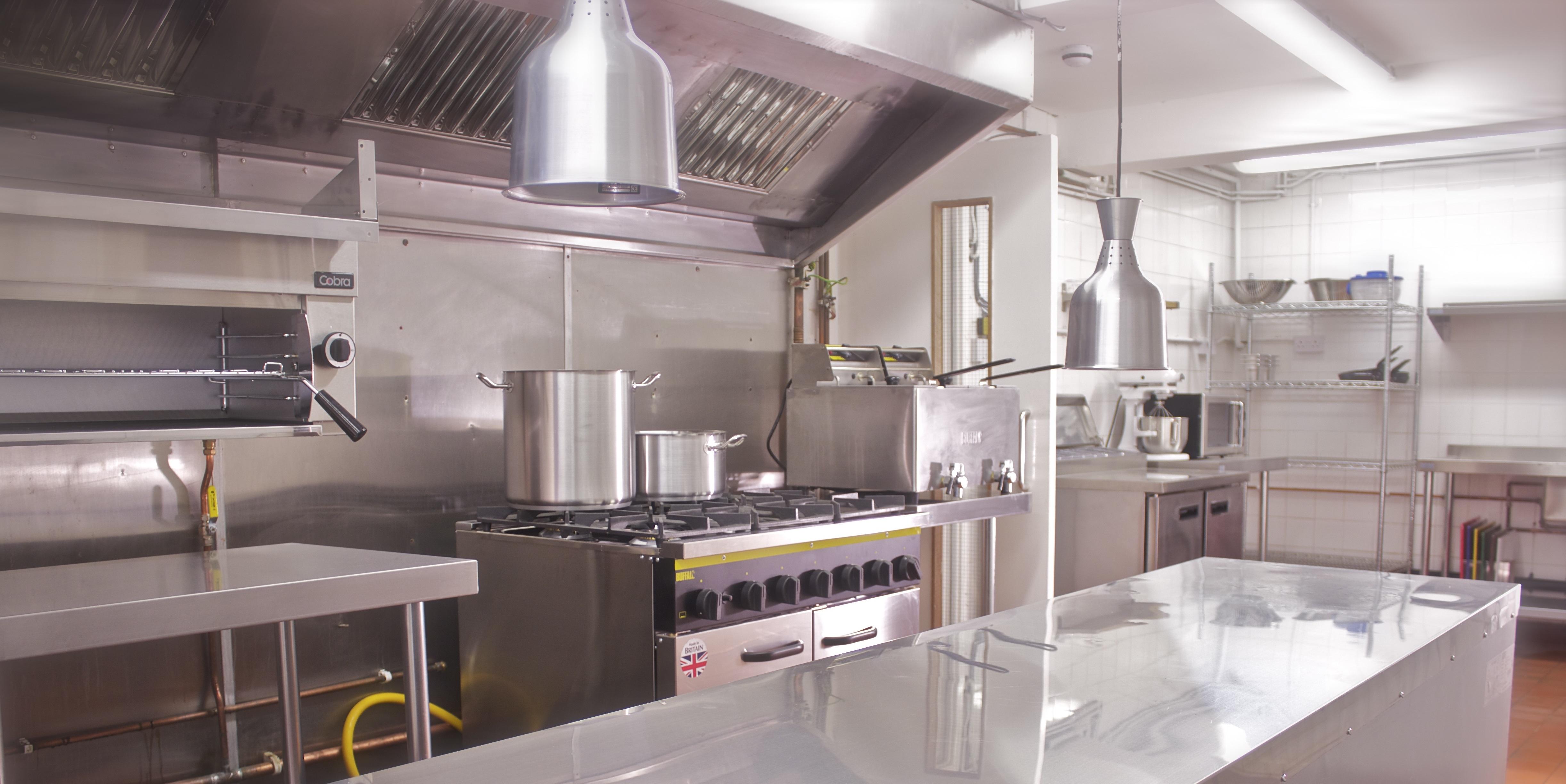 Etonnant Kitchen Equipment